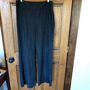 GAP Pants - GAP wide leg dark grey pants, size 10